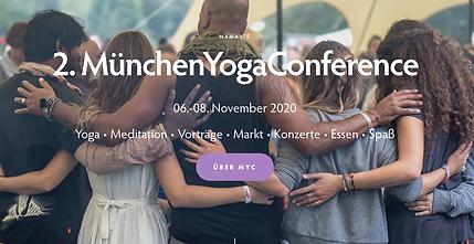 münchen yoga conference nadine gerhardt.