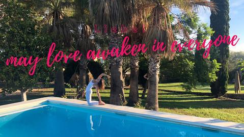 Angst vs. Liebe - may love awaken in everyone