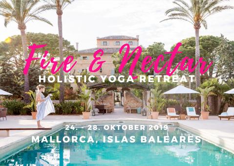 Mallorca ❤ Fire & Nectar Retreat im wunderschönen Cal Reiet, Santanyi