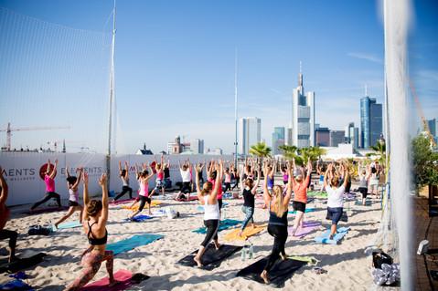 Die besten Yoga-Festivals 2018