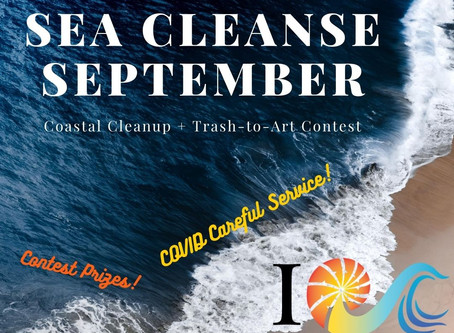New IO Chapter at San Diego State University Launches Sea Cleanse September with Cleanup & Contest
