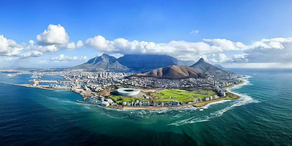 Embrace your Divine South Africa