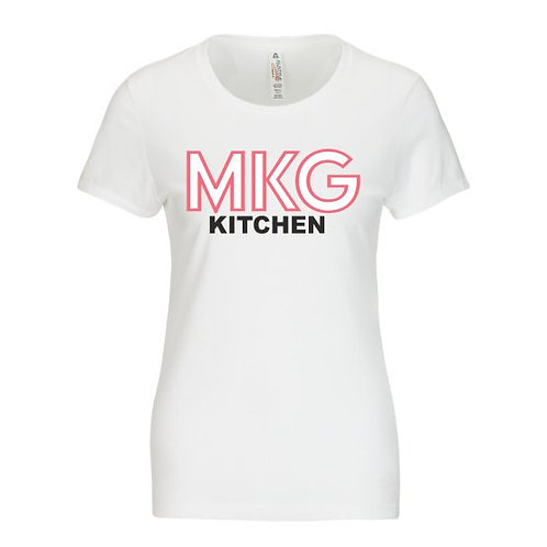 Mekong ladies  Shirt / WT MKG / Bk Kitchen | Anvil® Lightweight Women's T-Shirt