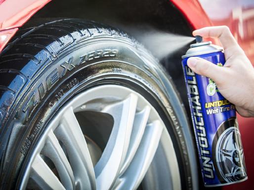 Wet Tire Shine look ~~