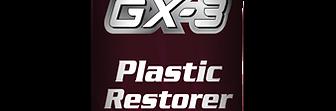 CRISTAL X GX-3 PLASTIC RESTORER