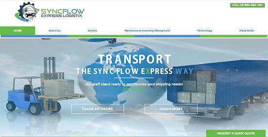 SYNC FLOW EXPRESS LOGISTIX