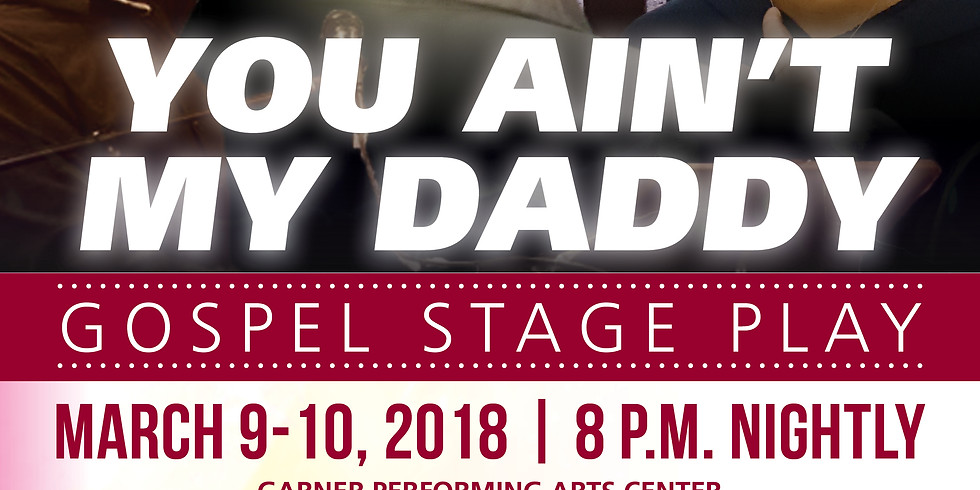You Ain't My Daddy