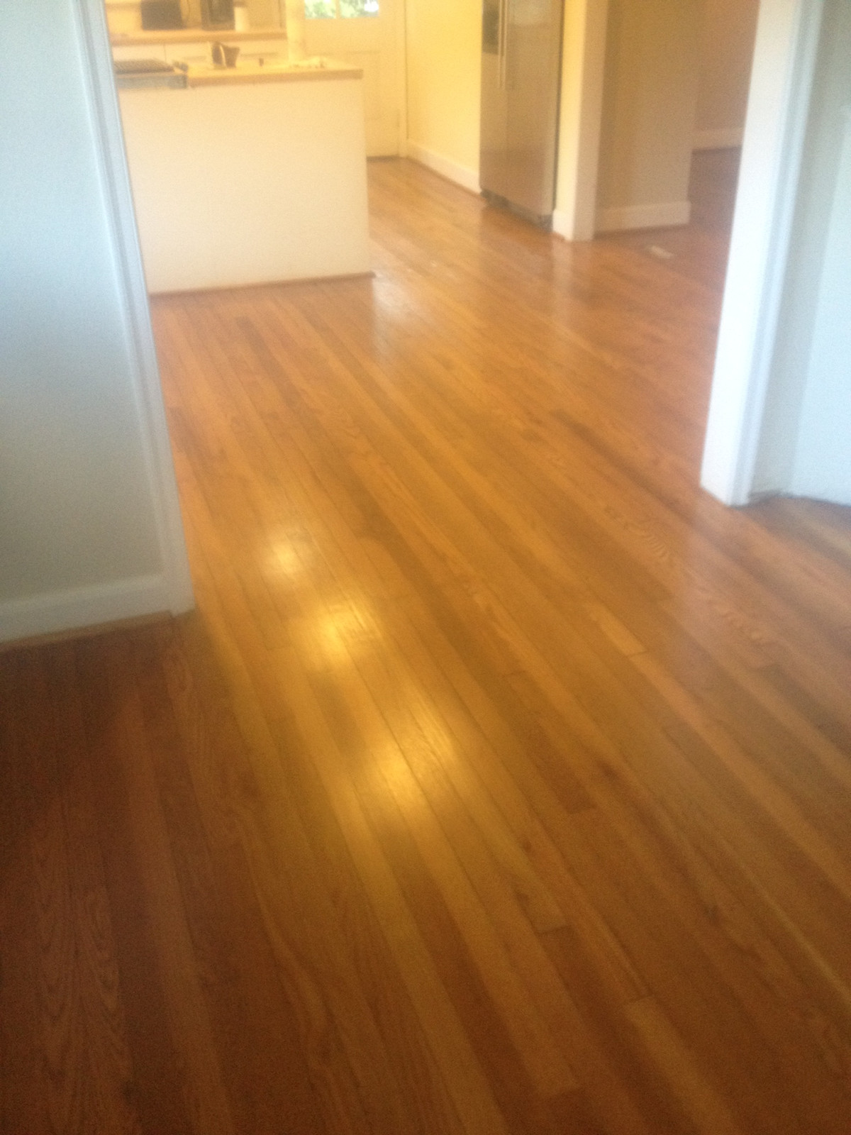 Resurfacing Hardwood Floor Installation Los 2 Reyes Flooring