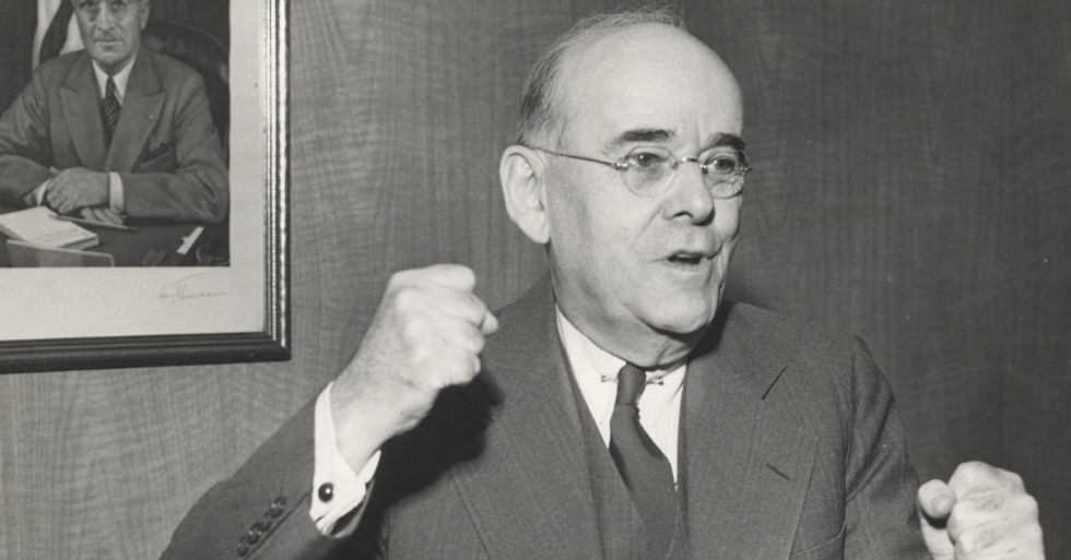 But shortly before his death, Lewis saw a way to break free of his white political overlords. The West Side's U.S. Congressman, 83-year-old Thomas O'Brien was on his deathbed.