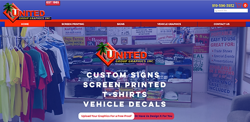 UNITED GROUP GRAPHICS