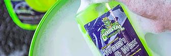 CRISTAL X WASH WAX 16 oz with Carnuba Wax