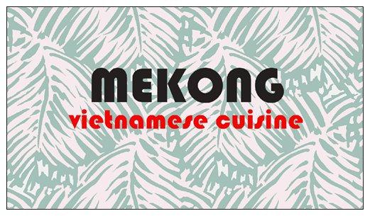 Mekong Business Cards  Spot+Gloss+UV