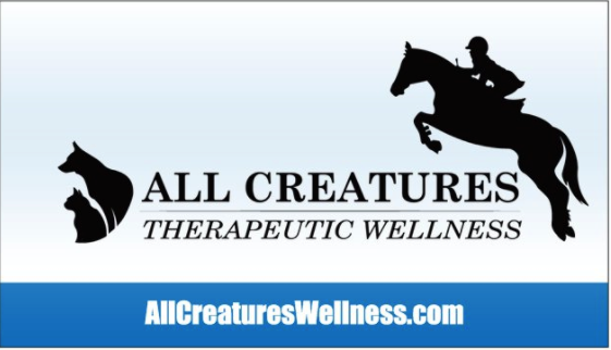 All Creatures Wellness Business Cards