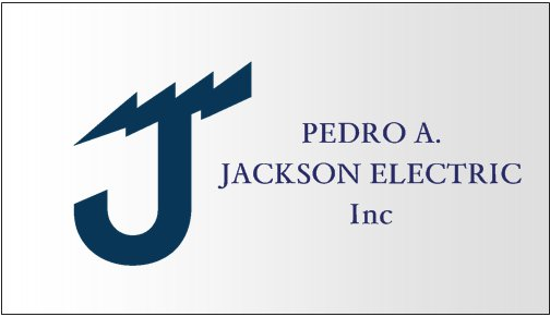 Pedro- Business Cards- Pedro A. Jackson Electric Inc