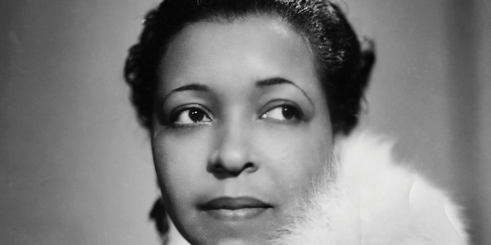 """""""Sweet Mama Stringbean"""" The Ethel Waters Story."""