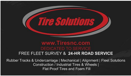 Alex - Tire Solutions Business Cards