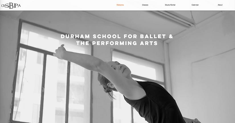 Durham School of Ballet Performing Arts