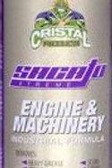 CRISTAL X SACATO ENGINE DEGREASER 20 OZ