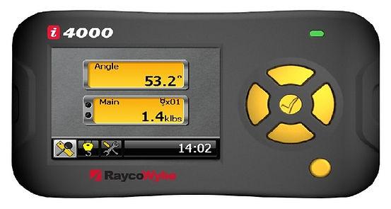 i4000 Load Indicator Crane Safety Monitor