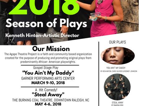 2018 Agape Theatre Project