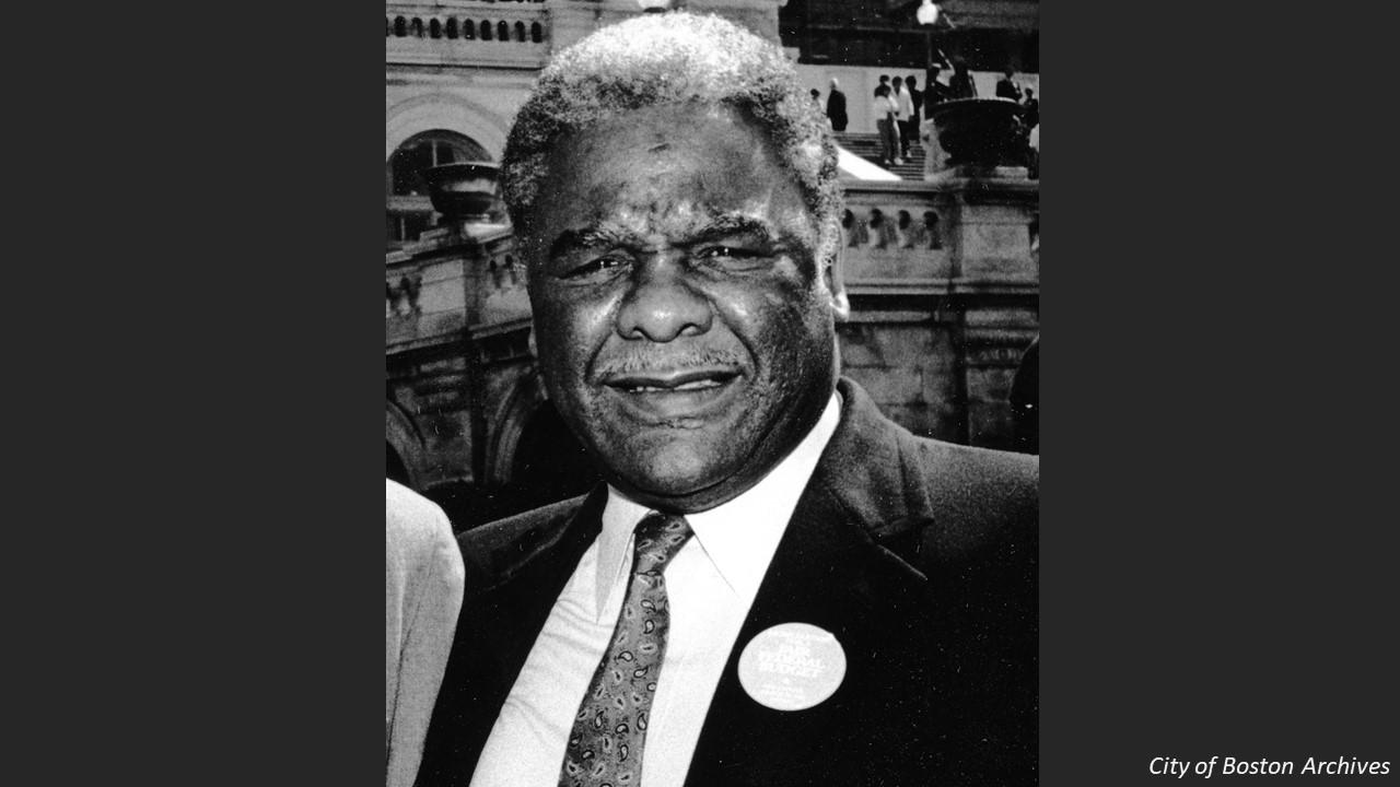 …until 1983, when Harold Washington became Chicago's first black mayor.
