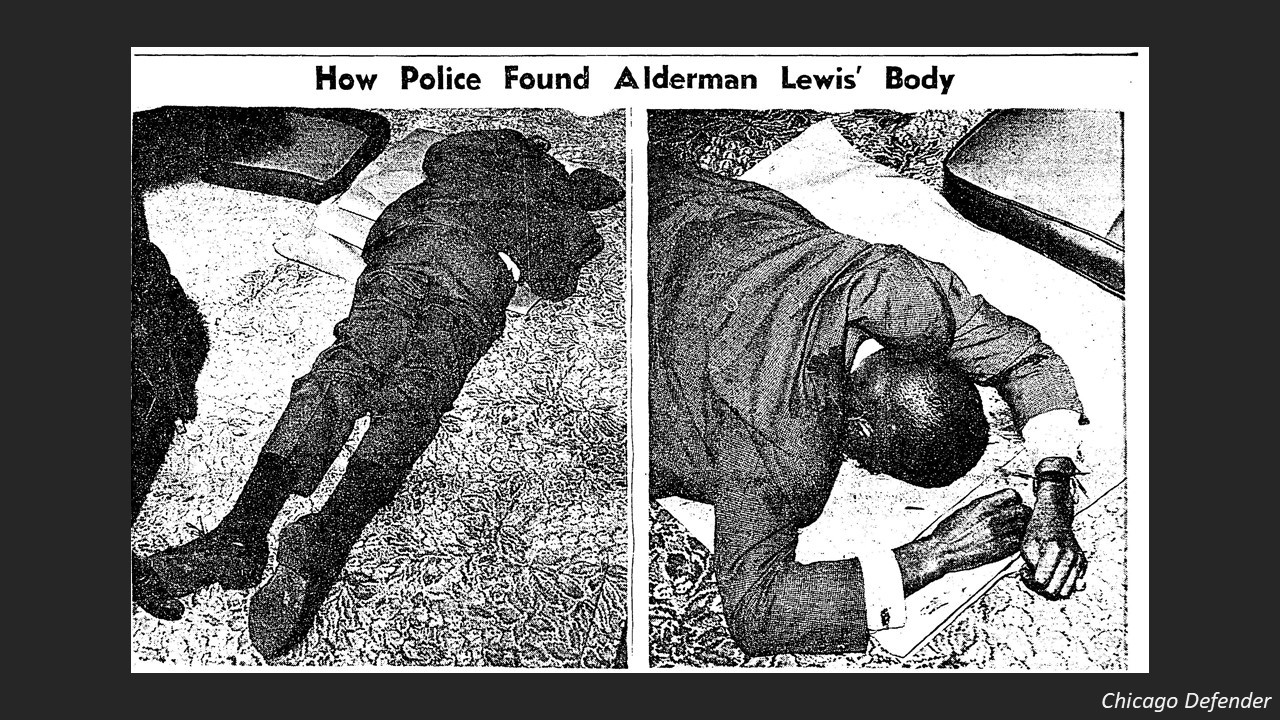 …handcuffed him, made him lie down on the carpet and put three bullets into his head.