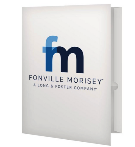 500 Full Color Folders Fonville Morisey