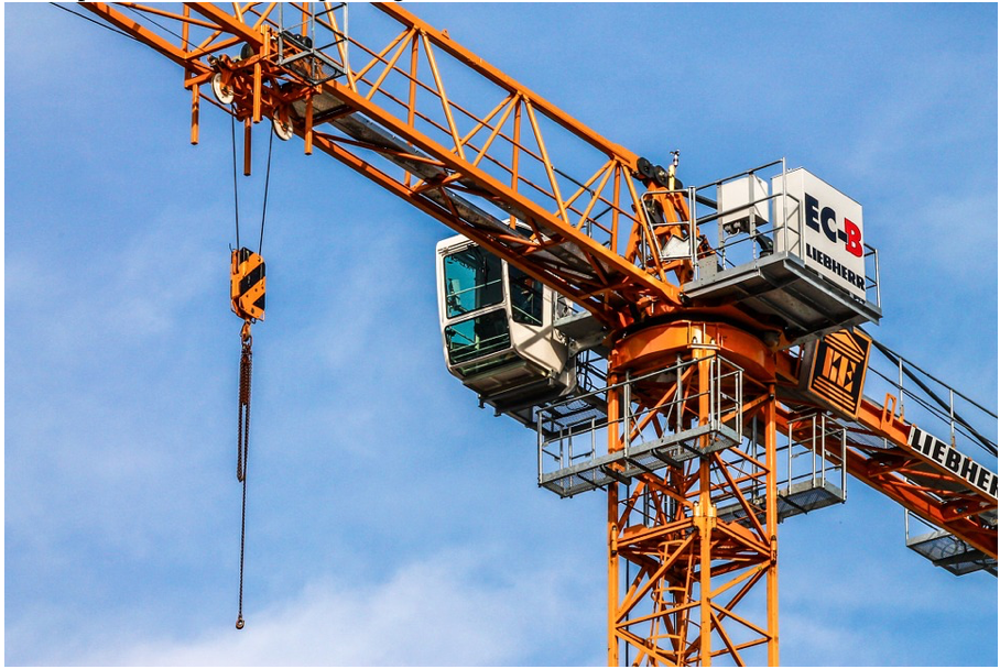 Crane Safety | A Crane Tower Lifting Load Knowing the dos and don'ts of crane operation is critical to crane safety. There are 3 things about cranes that are commonly misunderstood. Let's clear out the air before it's too late!