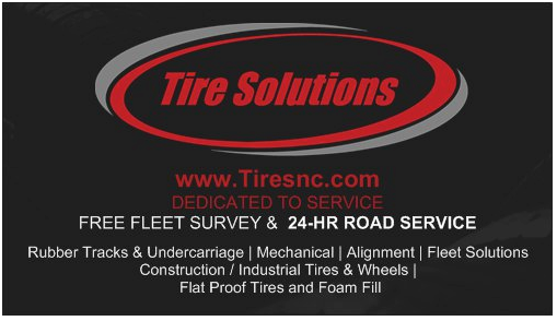 Randy- Tire Solutions Business Cards
