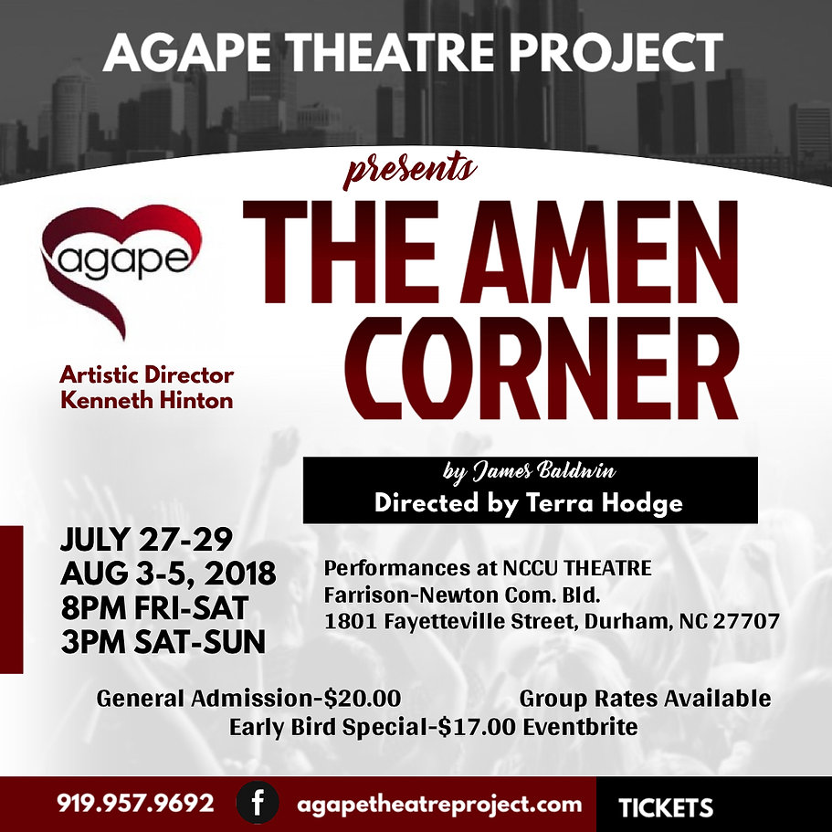 Agape Theatre Project, The Amen Corner