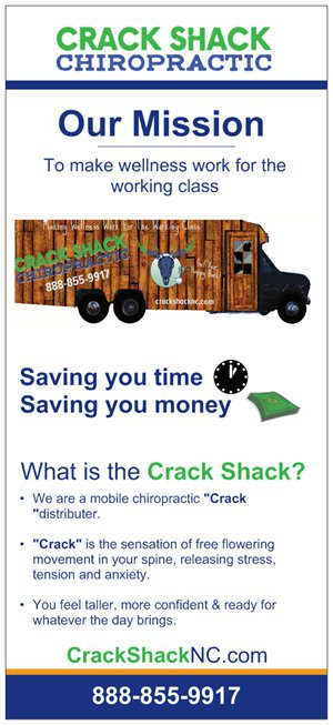 Crack Shack Rack card 2