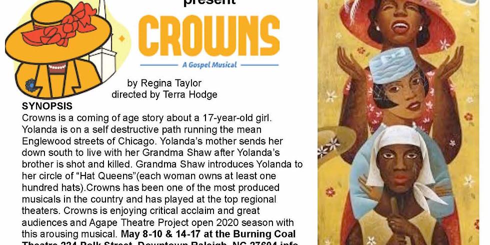 """Crowns"""