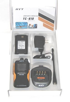 TC610-U2  Radio kit