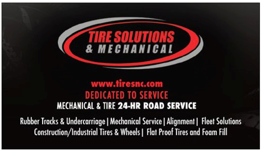 Scott Rodgers- Tire Solutions Business Cards