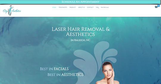 GIGI Laser Hair Treatment