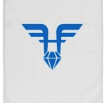 Embroidered Family Home Fitness Towels