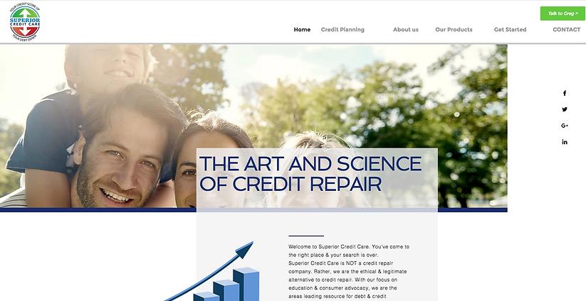 Superior Credit Care