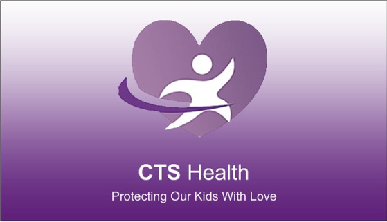 CTS Health Business Cards Holly Shivadecker