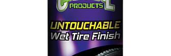 CRISTAL X UNTOUCHABLE WET TIRE FINISH