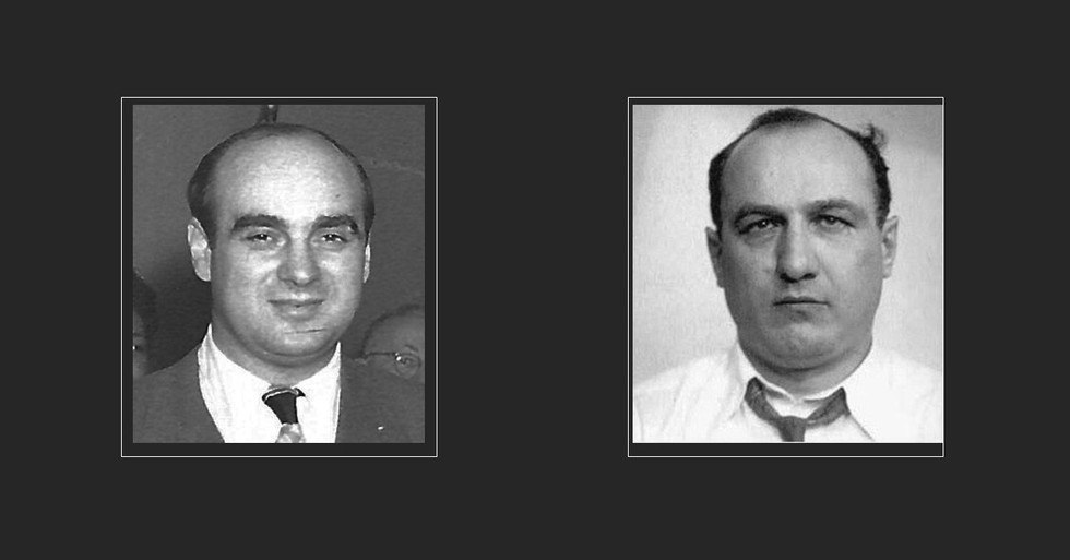 """Horwitz and Patrick were only two men Lieutenant Flanagan might be referring to. They certainly had """"firmly established positions"""" and """"lucrative means of income."""""""