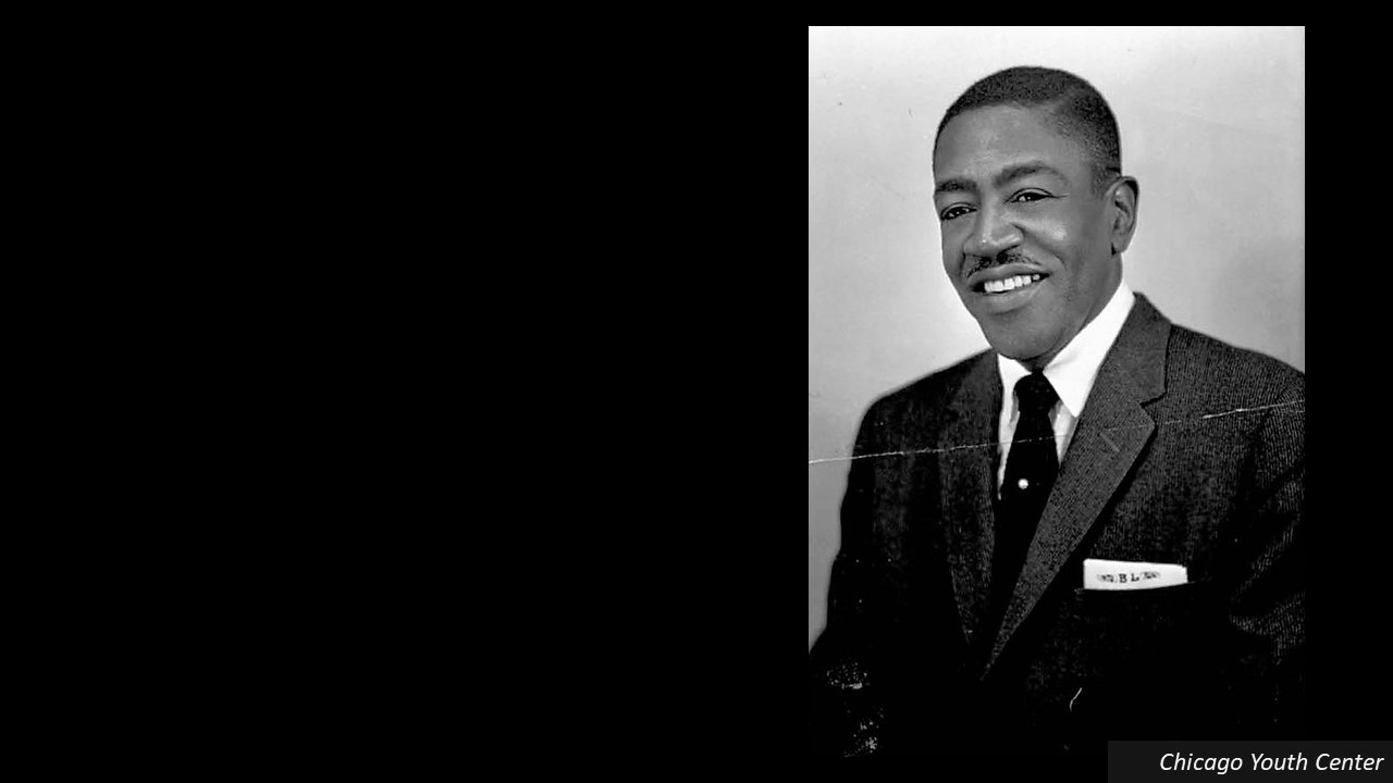 In 1963, Alderman Ben Lewis was the 24th Ward's first black representative in the Chicago City Council, and the city's most promising black leader.
