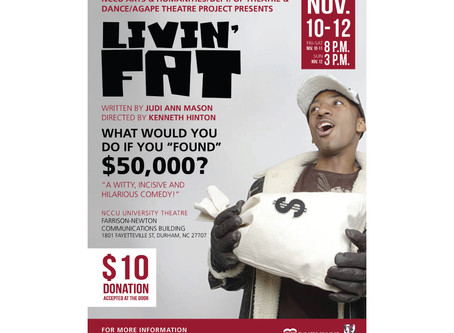 LIVING FAT AT AGAPE THEATRE PROJECT