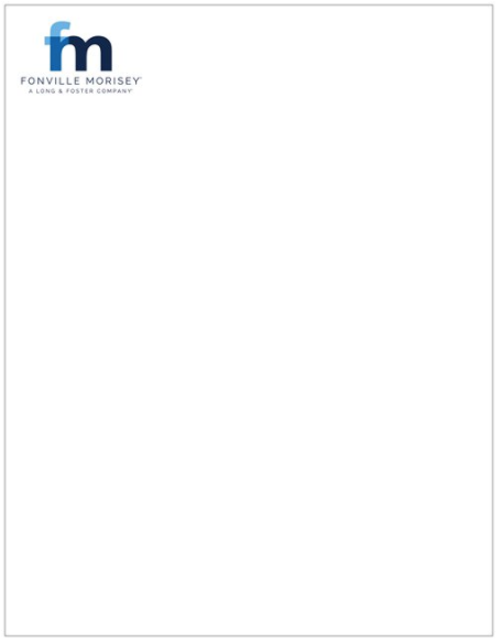 "Tactile Paper Via Bright White- Feel Letterhead 8.5"" x11"""