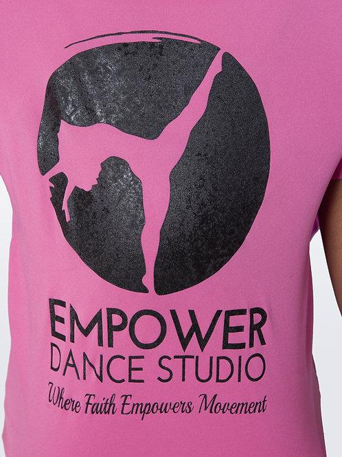 Empower T- Shirt (Adult-Pink)