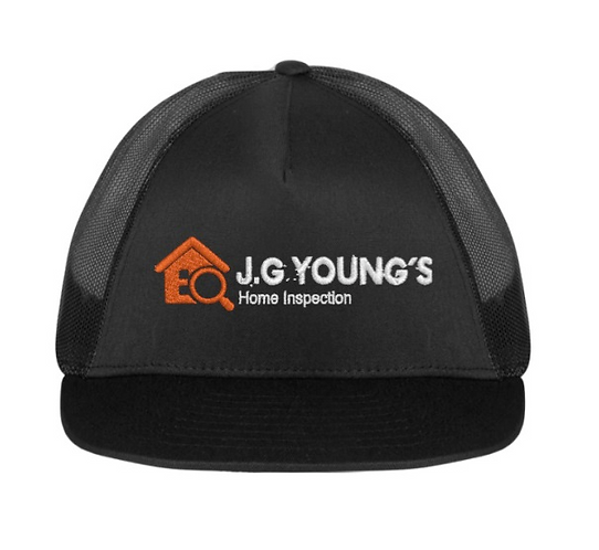 Yupoong Five-Panel Classic Trucker Cap
