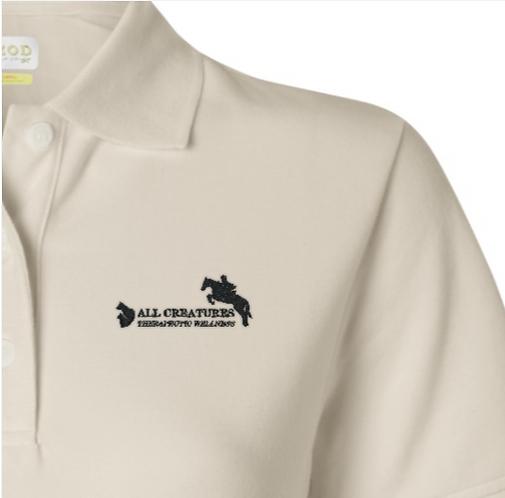 IZOD Ladies' Classic Silkwash Pique Sport Shirt
