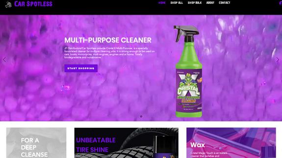 Wix Raleigh + Cardinal Group Marketing