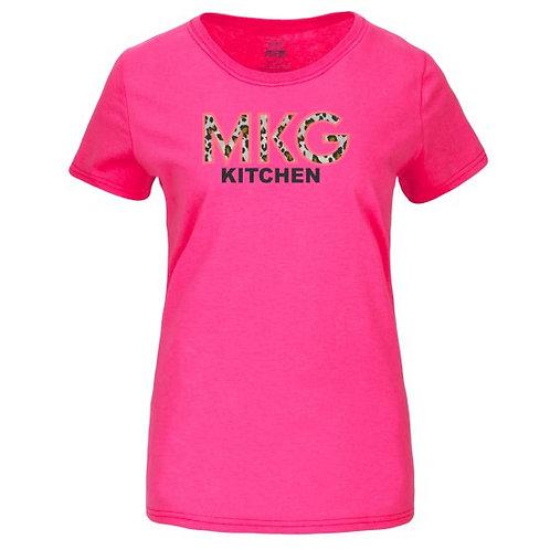 Mekong ladies  Shirt /cat/MKG / Bk Kitchen Fruit of the Loom® Ladies' Heavy Cott