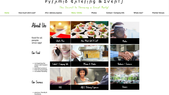 Pyramid Catering