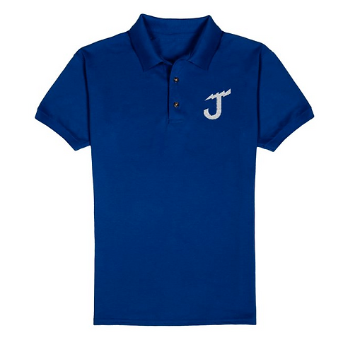 Paj - electric-Embroidered Men's Polos